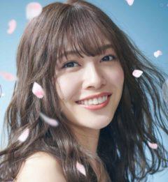 【内山愛】広告「WELLA」イルミナカラー 黒髪卒業式 2020 「娘卒業編」出演中!
